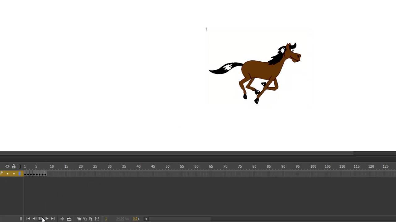Adobe Animate CC: Frame by Frame Animation - YouTube