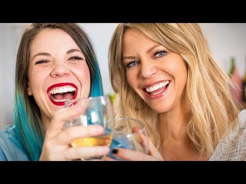 Kaitlin Olson Does The Wine Mom Challenge • Wine Mom