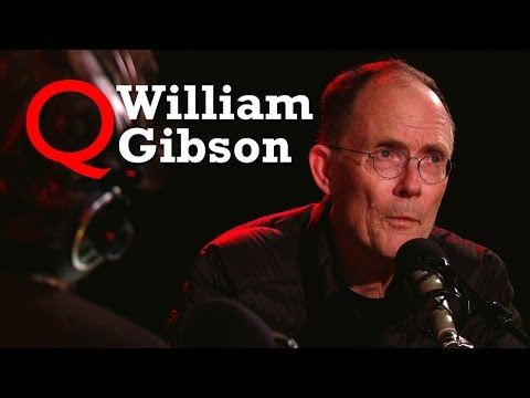 "William Gibson brings ""Peripheral"" to Studio Q"