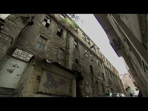 ISTANBUL'S MYSTERIOUS OLD BUILDING - BBC NEWS