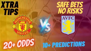 XRTA Tips FOOTBALL PREDICTIONS TODAY England Premier League Football betting tips