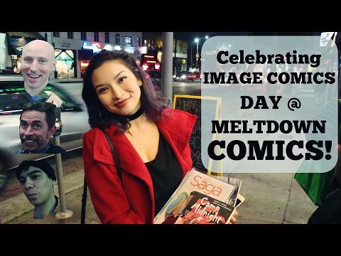Celebrating 25 Years of IMAGE COMICS w/ Brian K. Vaughan & Steven T. Seagle at Meltdown Comics!