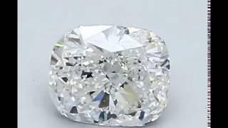 1.01ct F SI1 Cushion Cut Loose Diamond