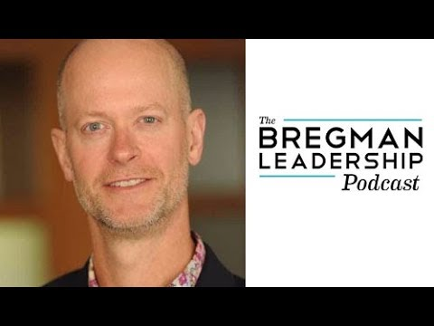 Daniel Cable - Alive at Work - Bregman Leadership Podcast