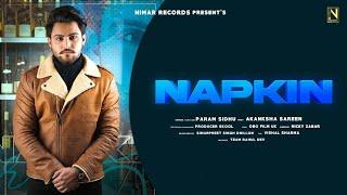 Napkin (Param Sidhu) Mp3 Song Download