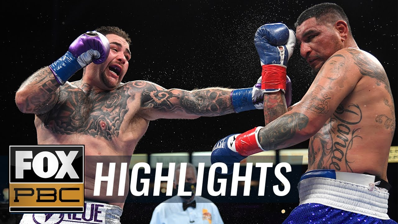 Andy Ruiz vs. Chris Arreola: First Look | HIGHLIGHTS | PBC ON FOX