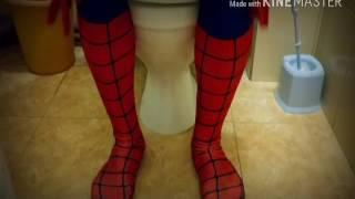 SPIDER MAN. Человек паук И КАКАШКА