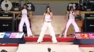 Katreeya English - O.K. Naka Live at Sanam Laung Concert - YouTube