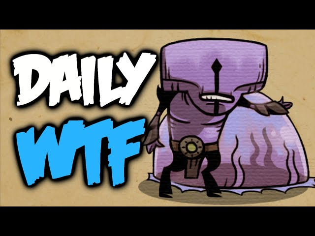 Dota 2 Daily WTF - another clip uploaded
