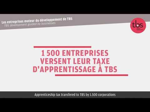 Les relations entreprises à TBS - 2018