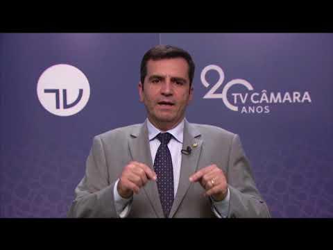 20 Anos TV Câmara: deputado Givaldo Vieira (PCdoB-ES)