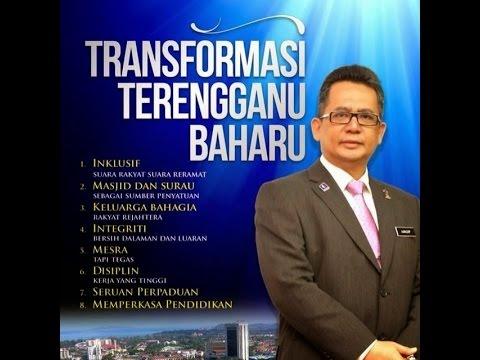 Lagu TTB Transformasi Terengganu Baharu