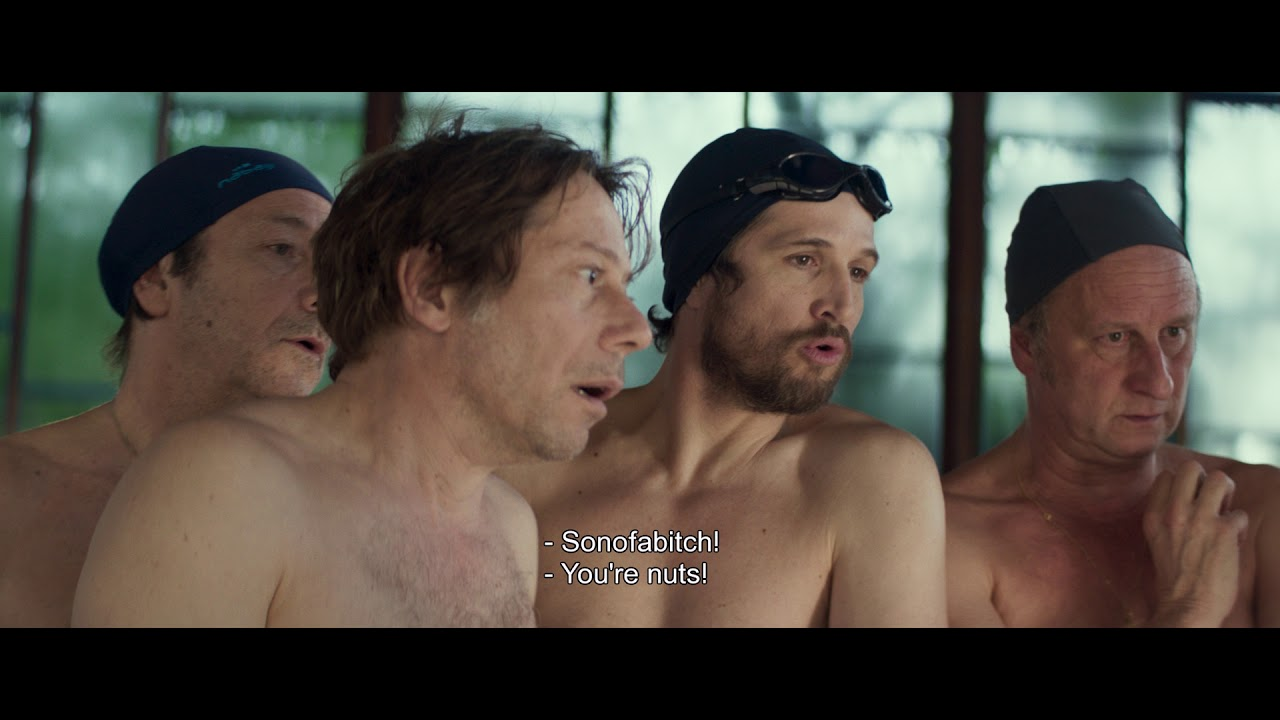 Sink or Swim / Le Grand Bain (2018) - Excerpt (English Subs)