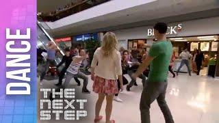 TNS's Flash Mob Dance at the Mall - The Next Step Extended Dances