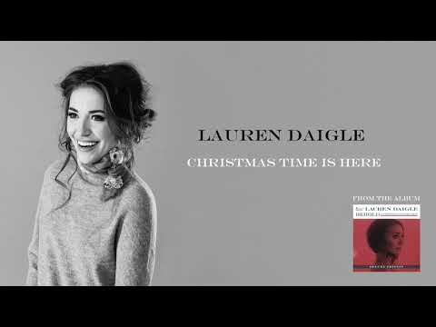 Lauren Daigle - Christmas Time Is Here (Deluxe Edition)