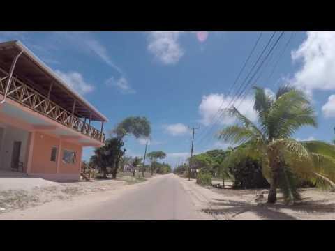 Belize Hopkins Centre ville, Gopro / Belize Hopkins City center, Gopro