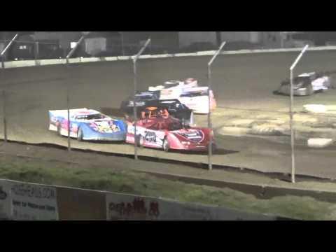 7.24.15 Attica Raceway Park Late Models A-Main