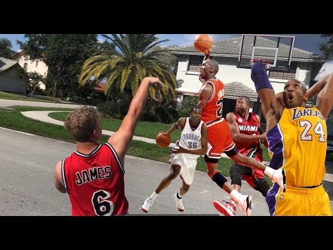 Recreating Historic NBA Moments thumbnail