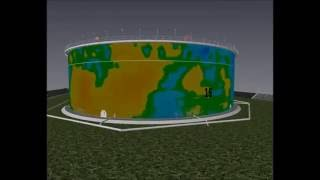 Storage Tank Deformation Monitoring