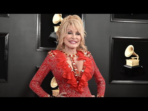 Dolly Parton Snuck in an Important Detail on Her Grammys Dress and Everyone Missed It Mp3