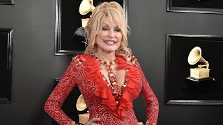 Dolly Parton Snuck in an Important Detail on Her Grammys Dress and Everyone Missed It
