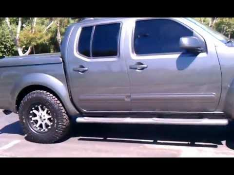 2006 nissan frontier with ready lift AFTER - YouTube