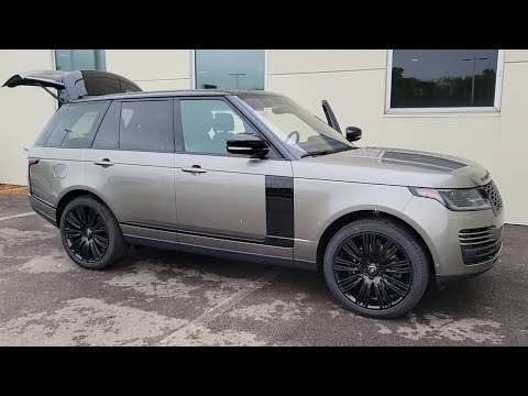 2022 Land Rover Range Rover Chicago, Highland Park, Deerfiel