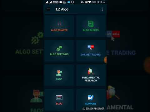 Mobile app options trading