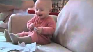 Video Bayi Lucu Banget  Ketawa Ngakak nihh   flv   YouTube