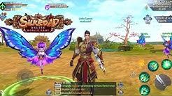 Silkroad Online Mobile Gameplay (OPEN WORLD MMORPG) Android/IOS