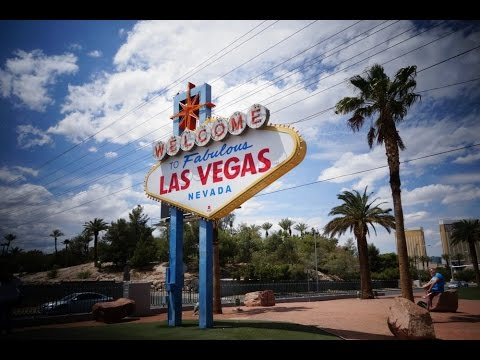 Las Vegas last minute road trip