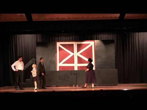 ELHS Thespians Presents Irving Berlins White Christmas Act 1