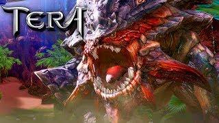 Monster jagen in TERA Gameplay German