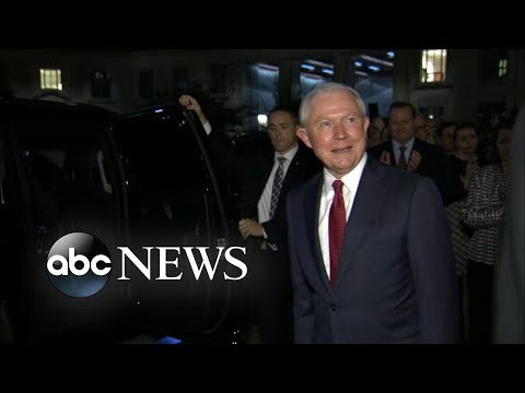 Jeff Sessions forced to resign from US attorney general post