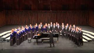 Andrej Makor: O lux beata Trinitas; BYU Singers conducted by Dr. Andrew Crane