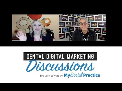 Dental Digital Marketing Discussion with Genevieve Poppe