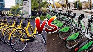 ofo vs Almaty bike  Куда пропали велосипеды?