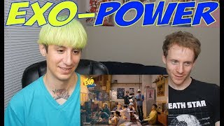 Video EXO - POWER [REACTION!!!!!!] download MP3, 3GP, MP4, WEBM, AVI, FLV Mei 2018