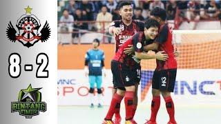 Blacksteel manokwari vs Bintang Timur Surabaya PFL 2019