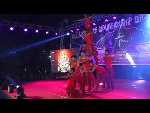 Hey Ganaraya ABCD 2 Performance by Just Dance Academy