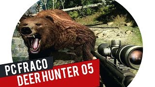 Como Jogar/Jugar Deer Hunter 2005 Online (PC Fraco/Pocos Requisitos)