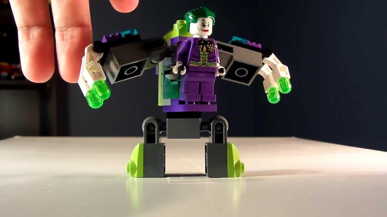 lego the joker mini mech bot review youtube. Black Bedroom Furniture Sets. Home Design Ideas
