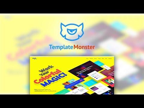Magic - Multipurpose Creative WordPress Theme #63333
