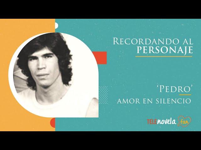 Exclusiva: Alberto Estrella recuerda los inicios de su carrera en Amor en Silencio