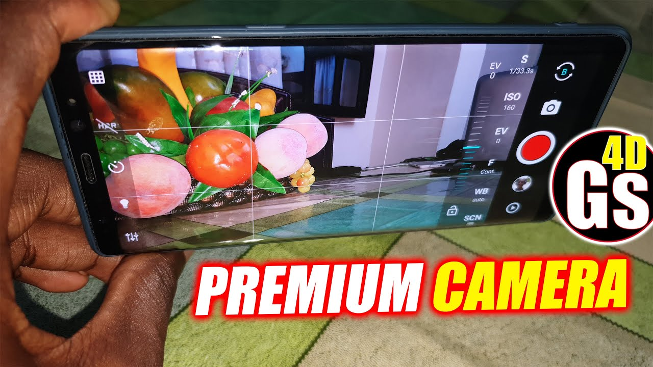 TOP 3 PREMIUM CAMERA APPS FOR SAMSUNG GALAXY NOTE 8