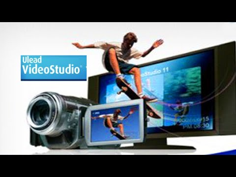 Ulead Video Studio Bangla Tutorial