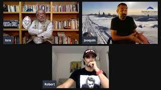 VIDEO. Conversaciones poderosas con los ultramaratonistas, Roberto Gili y Joaquín Candel