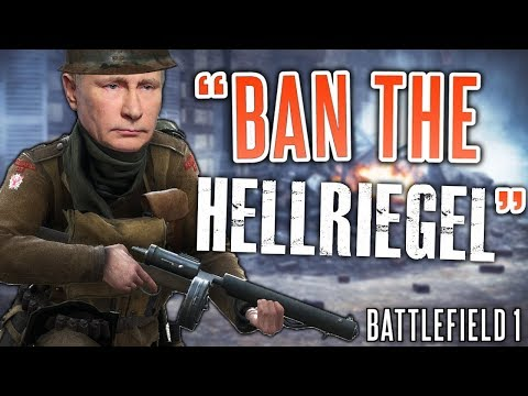 MOST CONTROVERSIAL WEAPONS     Battlefield 1 thumbnail