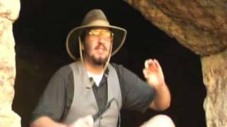 Keith Hamilton and THE CRYSTAL SKULL!