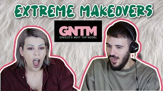 ΣΧΟΛΙΑΖΟΥΜΕ ΤΑ HAIR MAKEOVER ΤΟΥ GREECE'S NEXT TOP MODEL - GNTM | The Carrot Tards